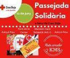 Creu Roja a l'Alt Penedès fa una crida a participar a la passejada solidària de l'11 de juny