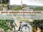 Subirats i Bikemotions organitzen una ruta en bicicleta elèctrica cap el castell