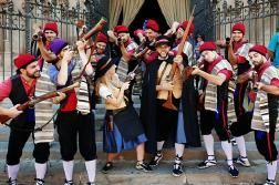 El Ball d'en Serrallonga de Vilafranca busca bandolers