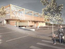 Comencen les obres de la Biblioteca Municipal de Sant Martí Sarroca