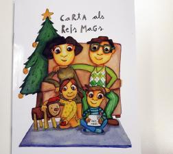 L'Ajuntament de Vilafranca fa arribar un conte a tots els infants de la vila aquest Nadal