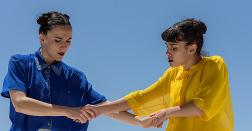 Dansa contemporània a Sant Pere de Riudebitlles
