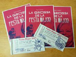 A la venda la Grossa de Cap d'Any de la Festa Major de Vilafranca