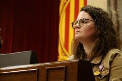 La sadurninenca Rut Ribas, secretària quarta de la Mesa del Parlament