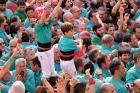 Torna l'escola de castells dels Castellers de Vilafranca