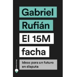 Gabriel Rufián presentarà avui a Vilafranca el seu llibre 'El 15M facha'