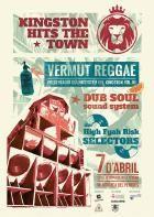 Vermut-reggae de presentació del Kingston Hits The Town vol. III