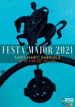 Del 16 al 18 de juliol se celebrarà la Festa Major de Sant Martí, que serà sota reserva prèvia