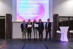 La castellvinenca Laura Rivero guanya un premi pel seu TREC sobre gelatina 100% casolana
